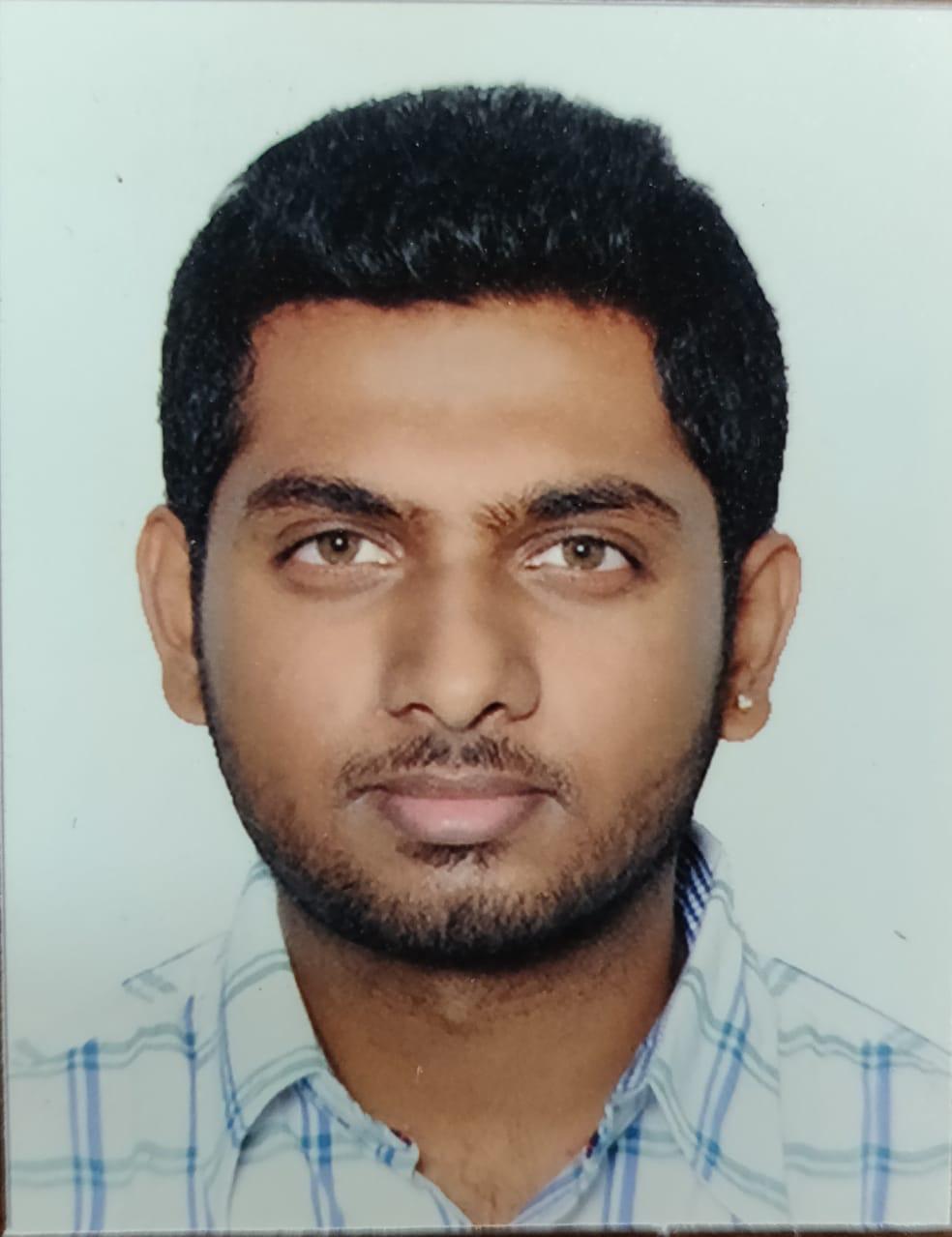 Mr. KedarnathRachapalli